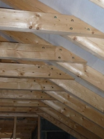 Interior rafters
